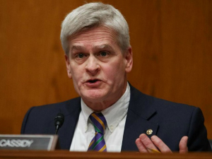 Cassidy: Trump's Force Will Wane, The Republican Party 'Is More than Just One Person'