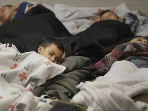 Media Silent as Biden Illegally Holds Unaccompanied Migrant Children, Says Border Patrol Union