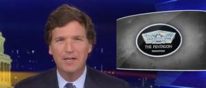 Tucker Carlson Mocks Pentagon: 'If The Woke Generals Treat Us Like They've Treated The Taliban, We'll Be Fine'
