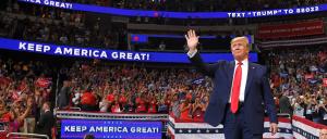 'I Hope That Happens': Trump Reacts To Rumors Meghan Markle Is Planning Presidential Bid