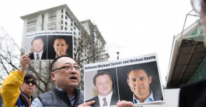 Two-Hour China Court Hearing Delivers No Verdict in Canadian Spy Trial