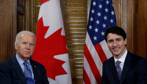 Biden Is Down For A Stanley Cup Wager With Canadian PM Justin Trudeau