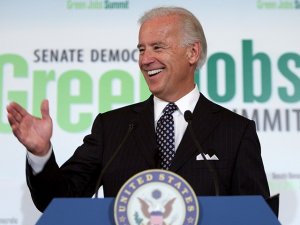 Pinkerton: NYT Compares Biden's Promised 'Green Jobs' to 'Grueling' Low-Wage Amazon and Uber Gigs