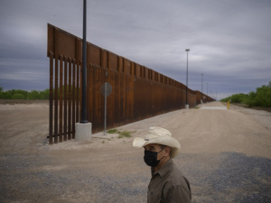 Biden's DHS Cancels 31 Miles of Border Wall Construction Funded by Trump
