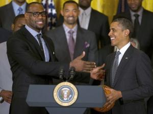 Barack Obama Joins NBA to Promote 'Gender Equality, Social Responsibility' in Africa