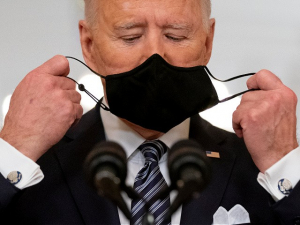 Dick Morris: Delta Variant Bad for Biden's Ratings –