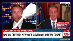 CNN's Cuomo Opens Show by Ignoring Brother, Criticizing FL and TX and Saying Vaxed Have Had Rights 'Infringed Upon' by Unvaxed