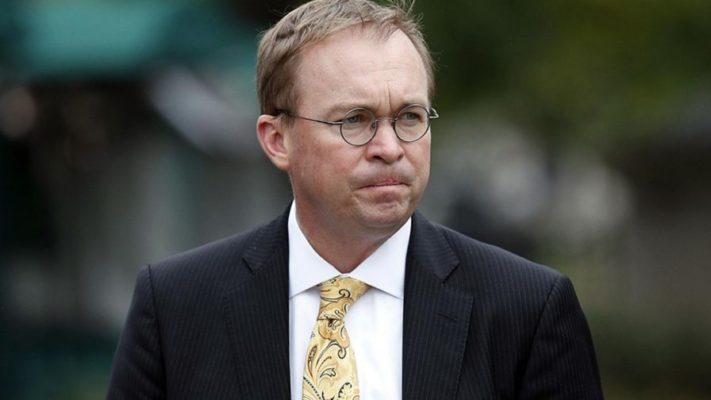 Mulvaney cracks down on CFPB as White House insists he's in control