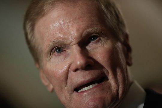 Democrat Bill Nelson Unknowingly Told Voters His Reelection Bid Is In Trouble