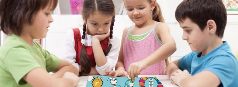 UN Unveils Board Game to Brainwash Children