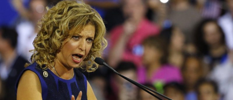 Exclusive: Police Report Indicates Wasserman Schultz IT Aide Planted Computer For Investigators To Find