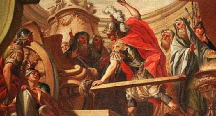 Donald Trump, Jabberwocky, and the Deep State's Gordian Knot