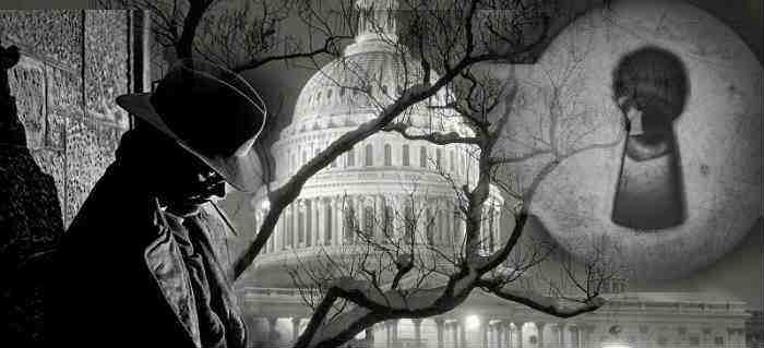 The Spy Who Lives to Hate America Peering at America through the Bedroom Keyhole