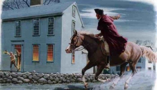 Revisiting Paul Revere's Ride - The Alarm