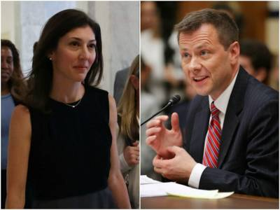 GOP Rep: Lisa Page's Testimony on Texts Contradict Peter Strzok's Statements