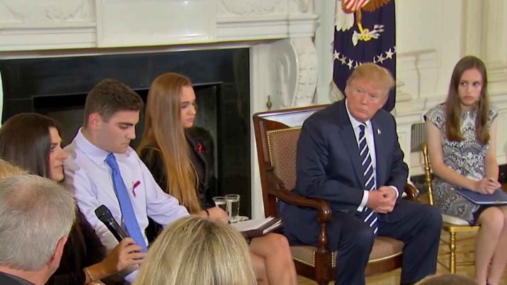 President Trump Empowers Americans to Stop School Shooters