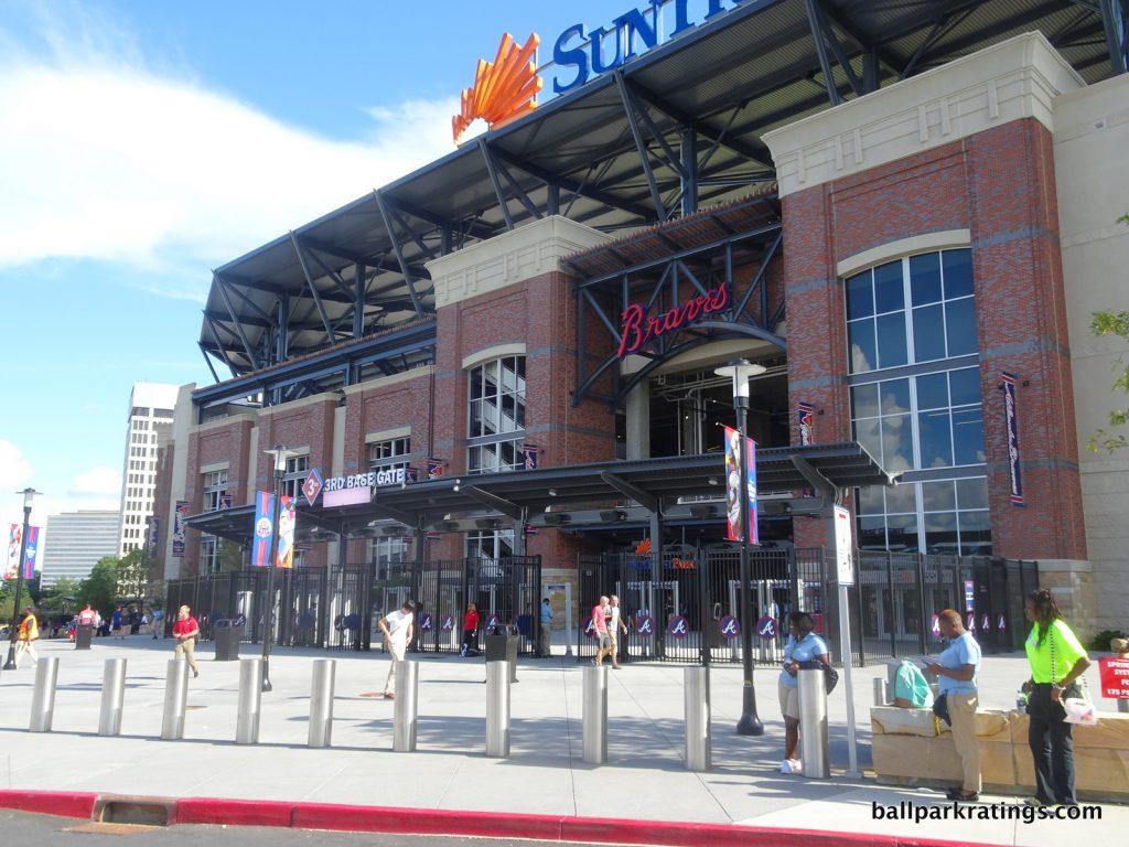 Ballpark architecture