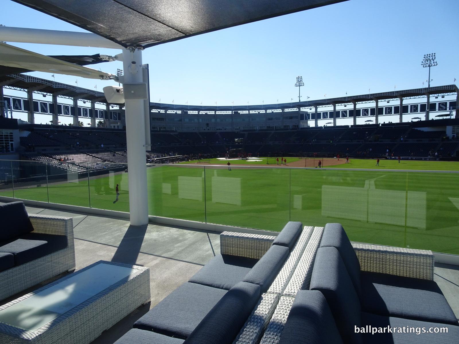 Steinbrenner Field renovations