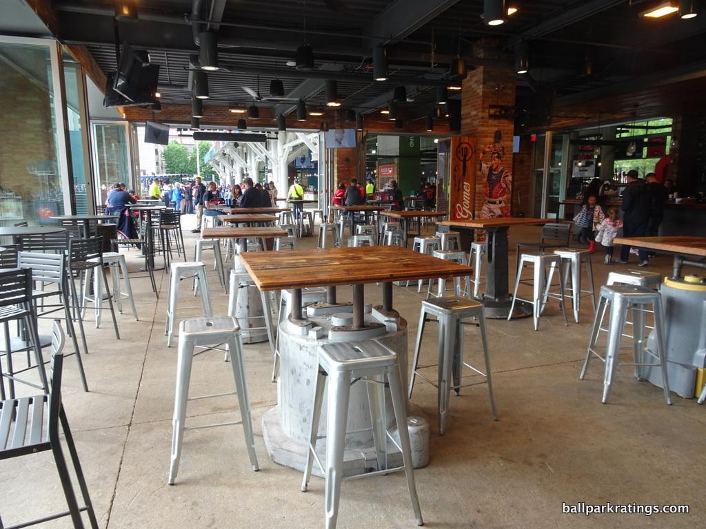 Progressive Field Corner Bar