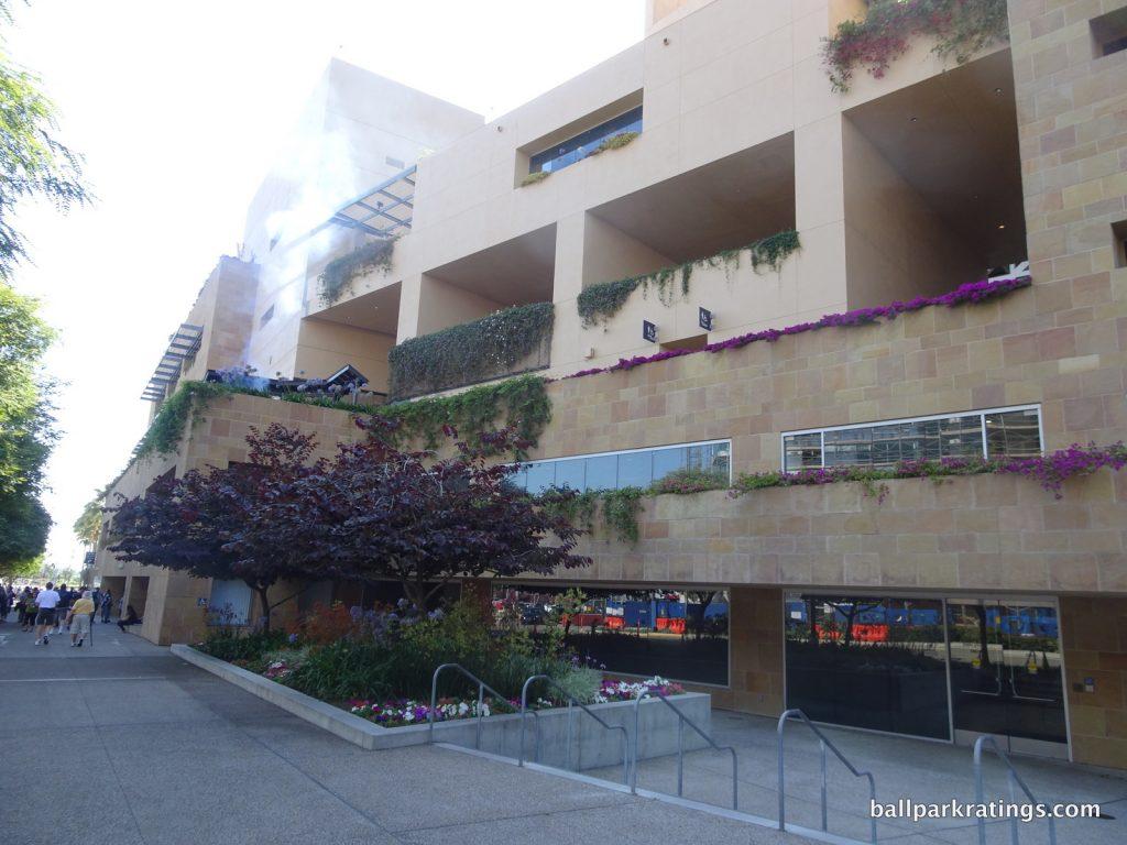 Petco Park exterior architecture