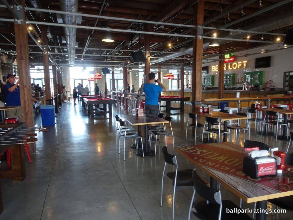 Petco Park Beer Loft