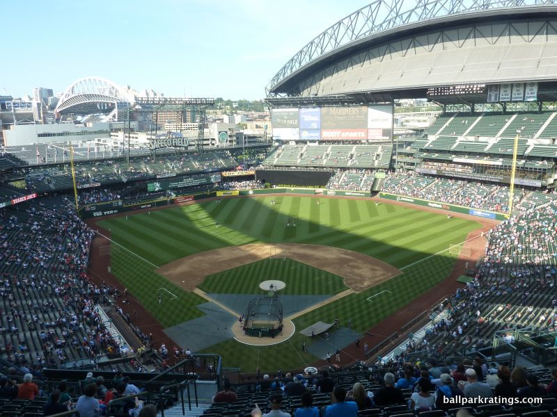 Safeco Field view