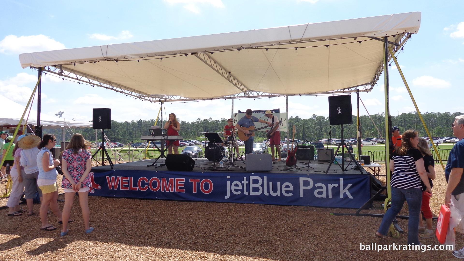Live Music Jetblue Park