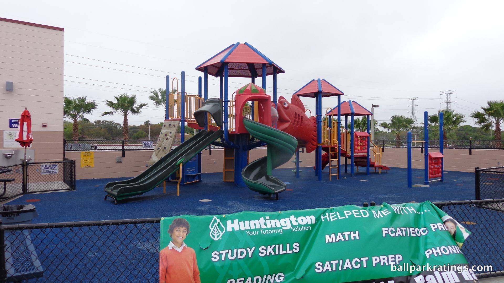 Kids playground Spectrum Field