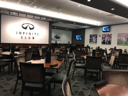 Coors Field Infiniti Club