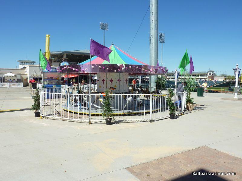 Carousel Surprise Stadium