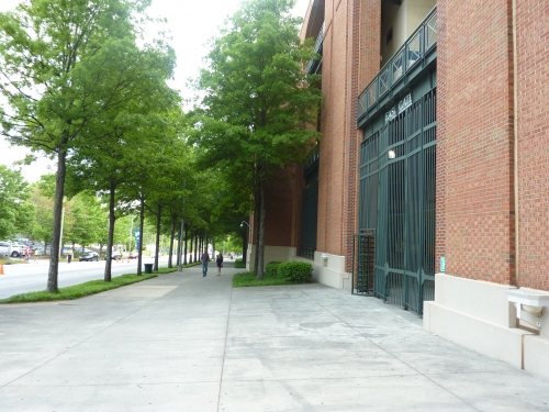 Turner Field exterior