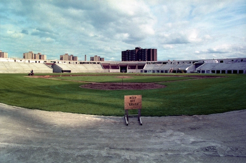 New Comiskey Park 1990