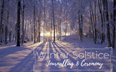 Winter Solstice Journalling & Ceremony