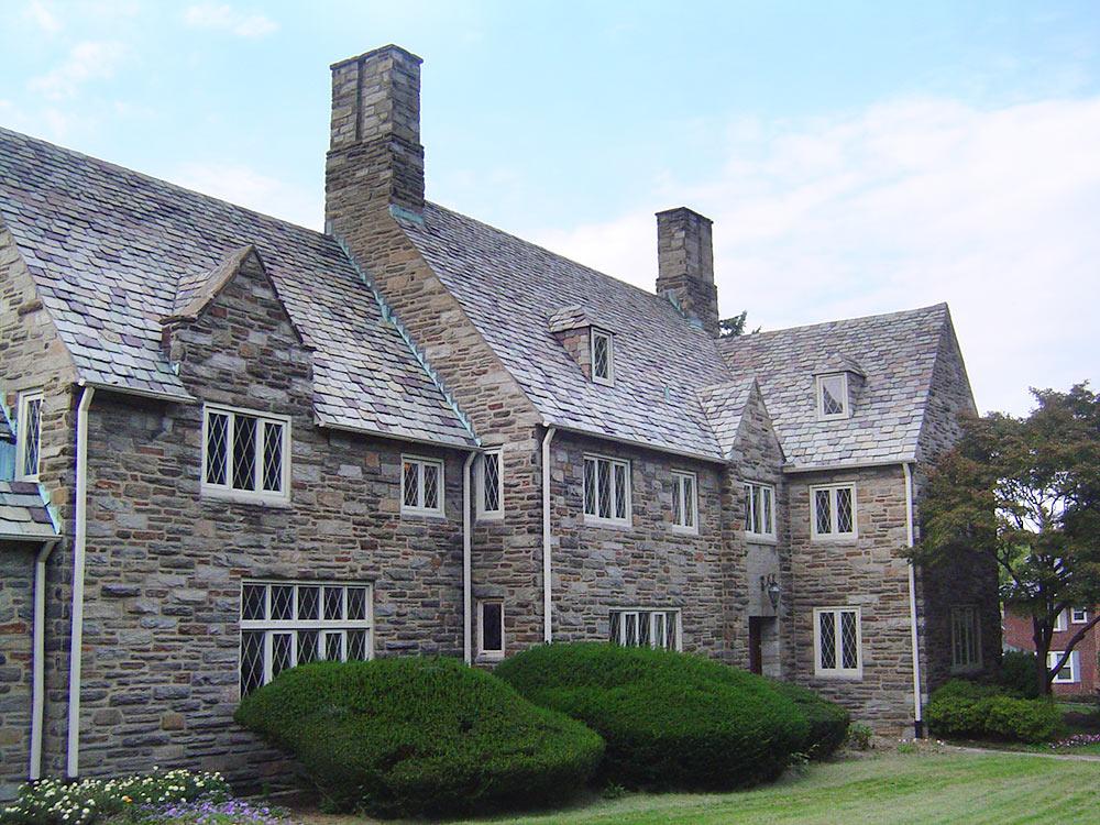 Stone Estate Exterior Rehab