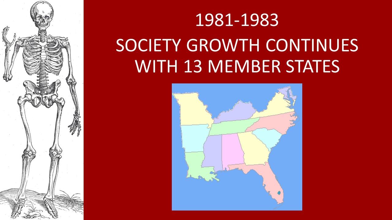 1983 society growth
