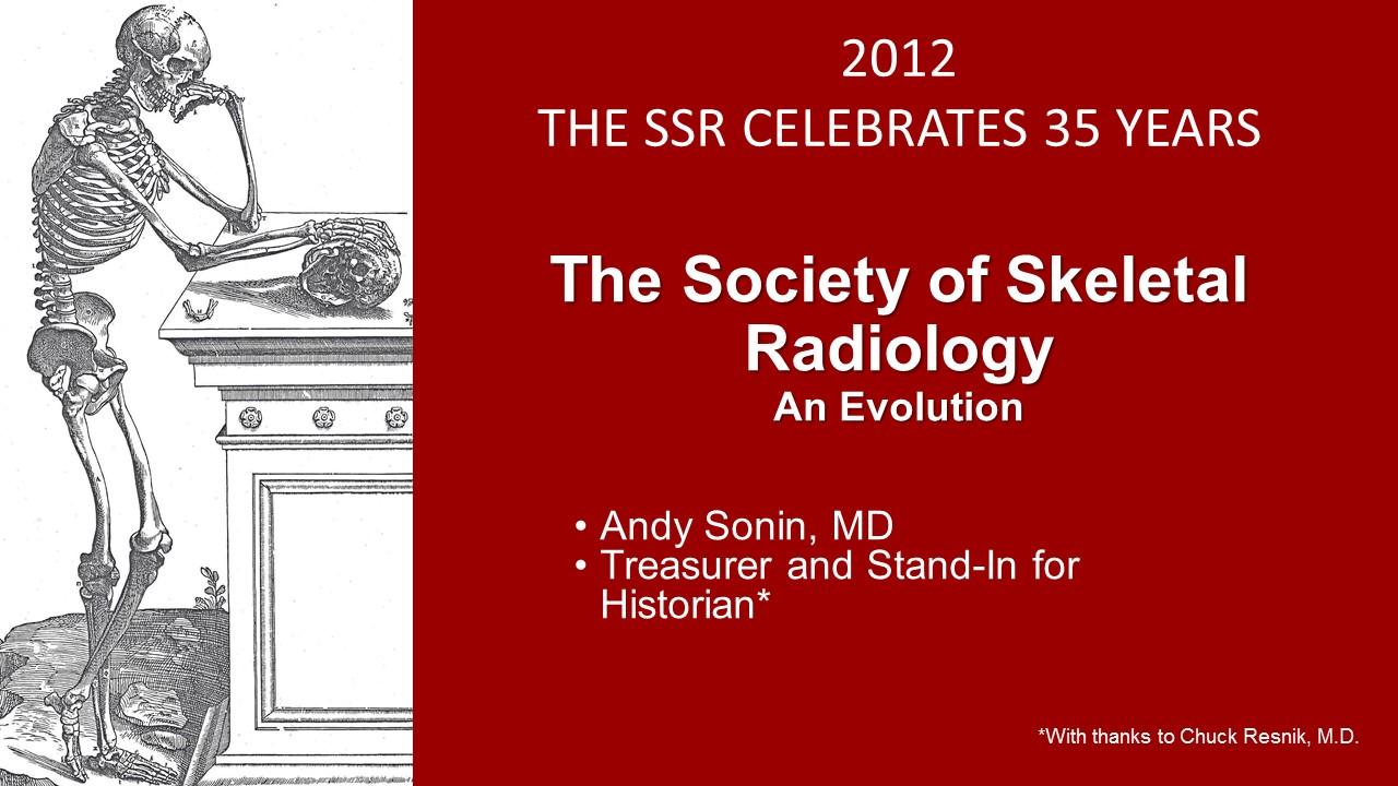 2012 SSR 35 years