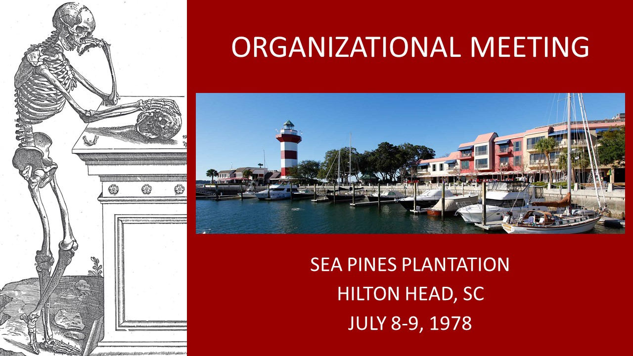 1978 Organizational Meeting
