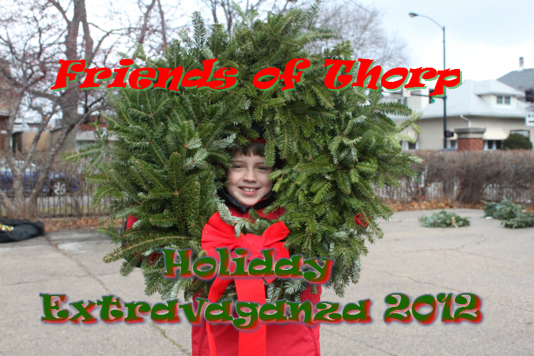 Friends Of Thorp – Holiday Extravaganza