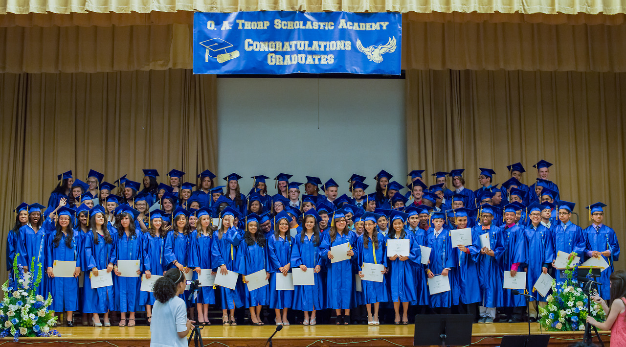 Congratulations To The Class Of 2013
