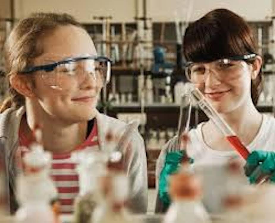 6th Grade Girls Math & Science