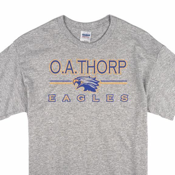 Thorp T-shirt (Grey)