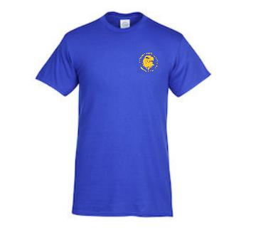 Gym T-Shirt (Blue)