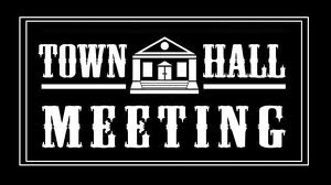 PTA Re-Opening Town Hall