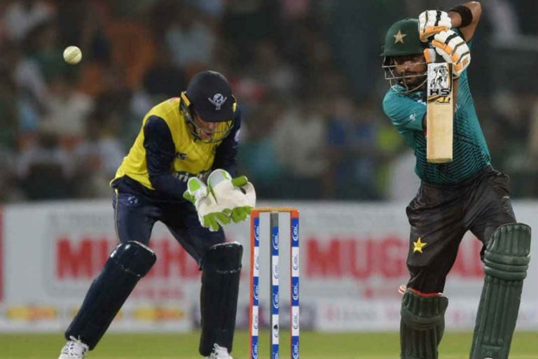 Pakistan Look to Seal Series against World XI