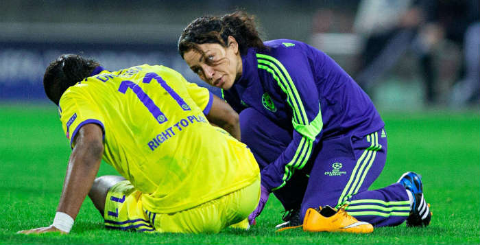 Eva Carneiro Assigned a Trimmed Role at Chelsea