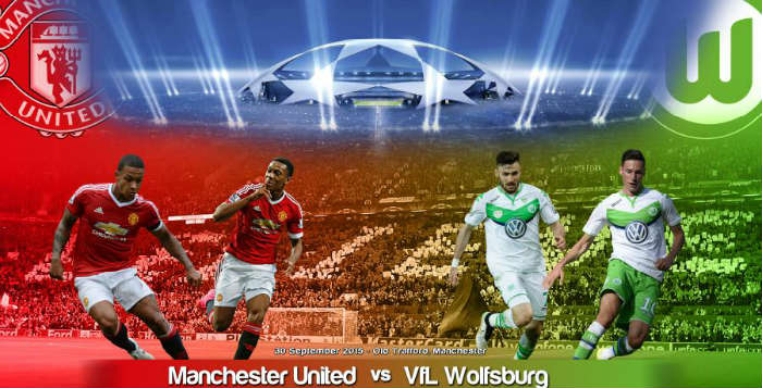 Revealed: Manchester United Vs Wolfsburg Confirmed Lineups