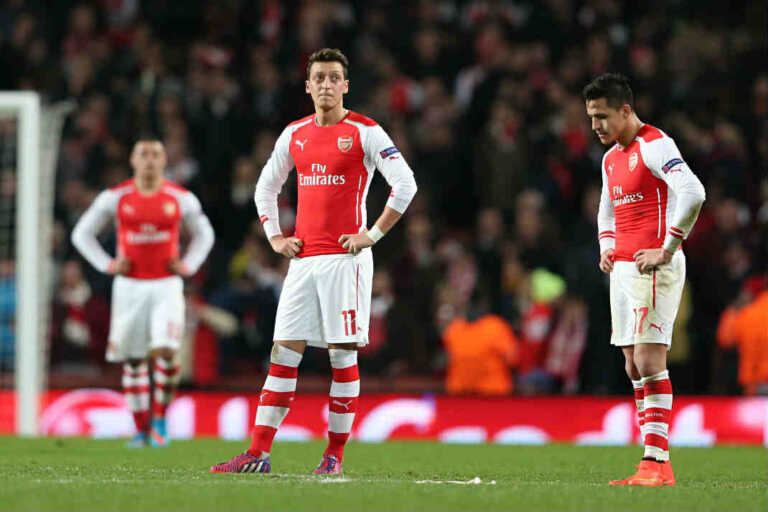 Revealed: Strongest Possible Arsenal lineup to face Bayern Munich