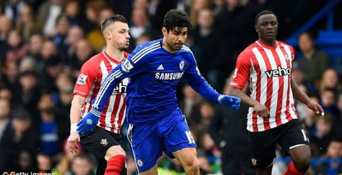 Chelsea vs. Southampton: Formations and Starting Lineups