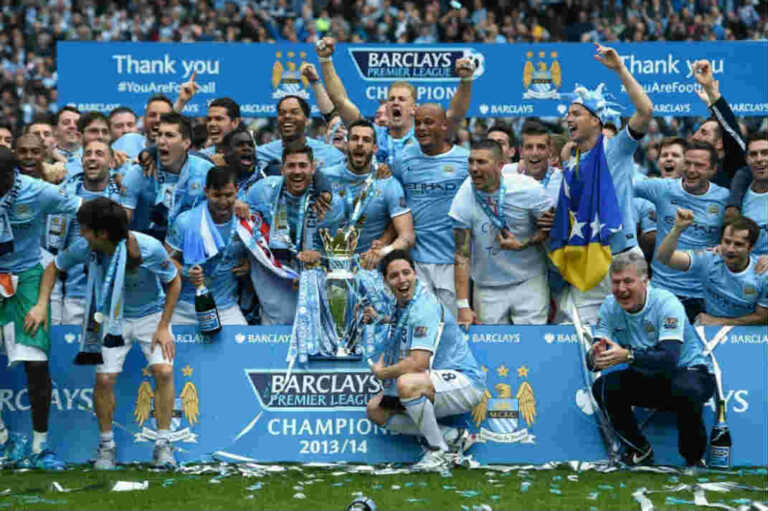 Revealed: Strongest Manchester City Lineup To Face Sevilla