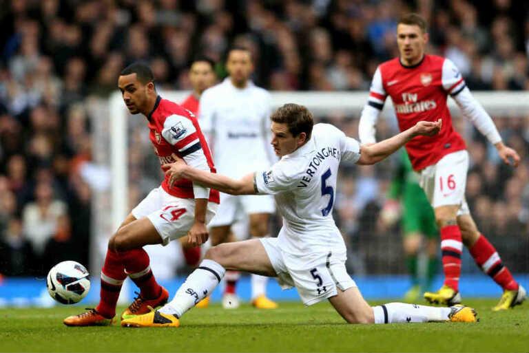Arsenal Vs Tottenham: Combined XI for the North London derby